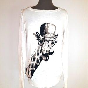Mossimo Giraffe Sweater